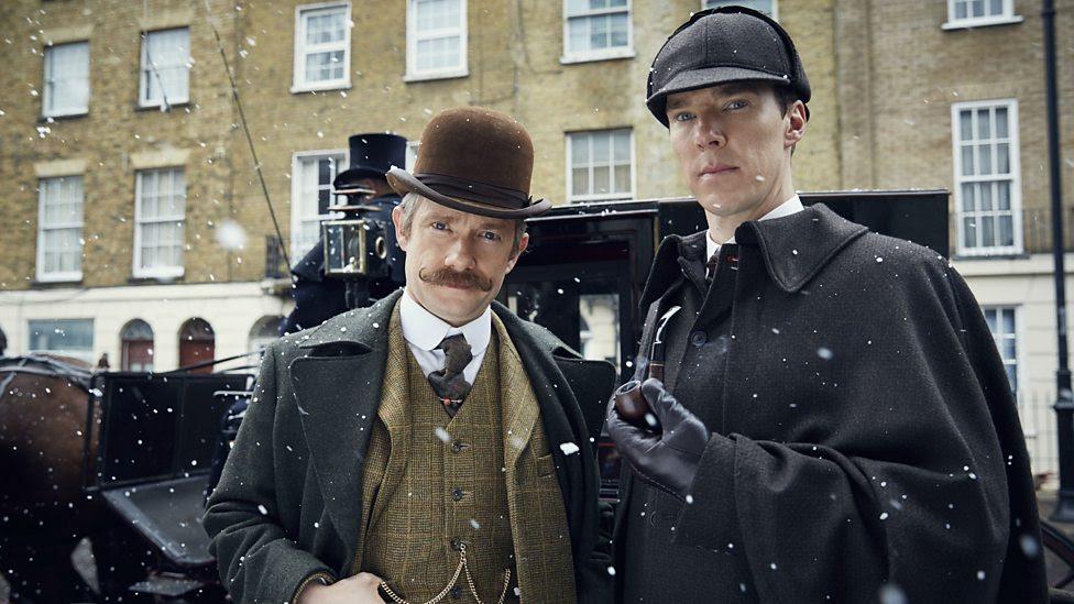 THÁM TỬ SHERLOCK: CÔ DÂU GỚM GHIẾC Sherlock Special: The Abominable Bride (2016) - HDvn1TV