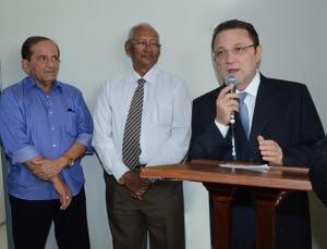 Cleones Cunha parabenizou magistrados, servidores e a comunidade