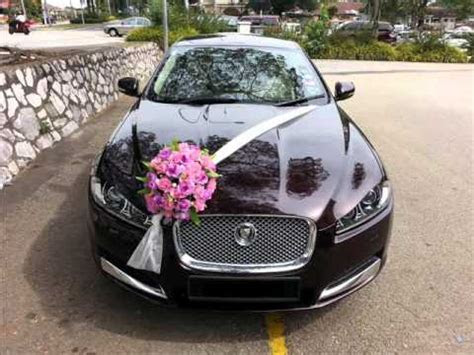Wedding car decorations Do it yourself   YouTube