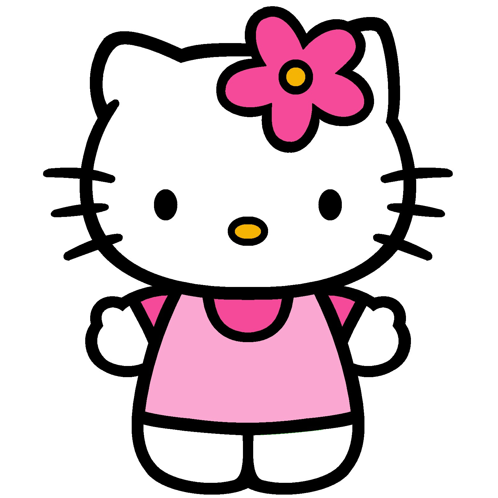 Kitty Cartoon Pictures Clipartsco