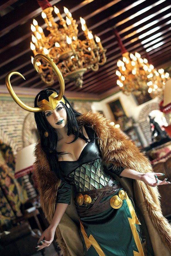 Disfraz Cosplay Loki