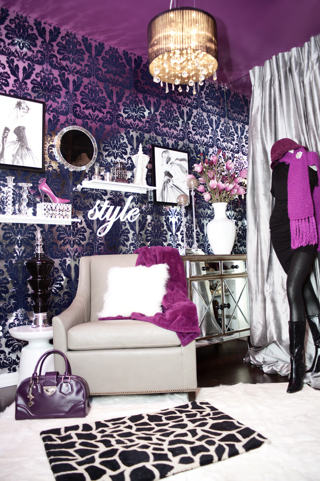 7 Steps to Your Own Kylie Jenner Inspired Glam Room ...
