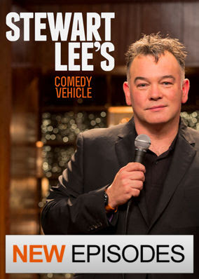 Stewart Lee's Comedy Vehicle - Season 3