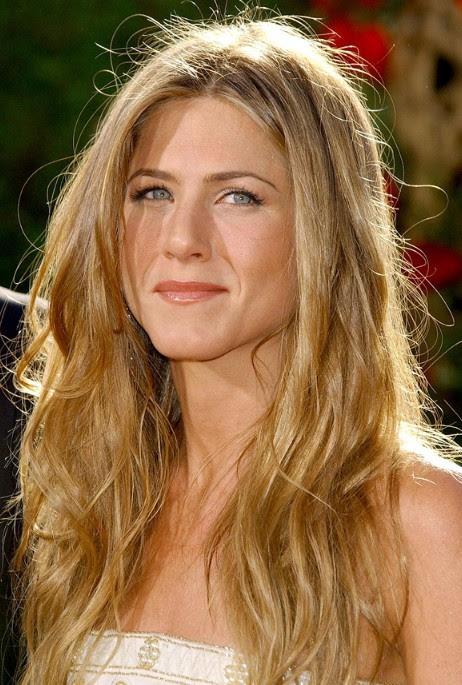 Long Hairstyles Jennifer Aniston Fashion By Nessy