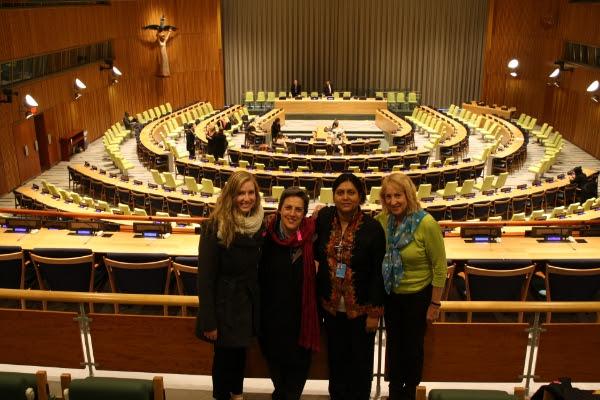 Group at UN