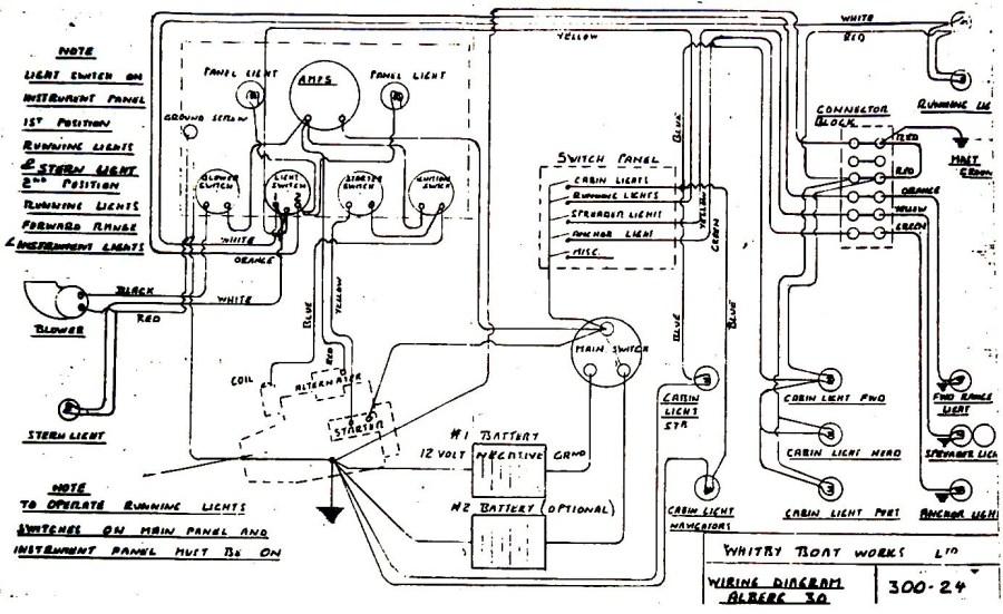 Donzi Boat Wiring Diagram, Tracker Marine Wiring Diagrams