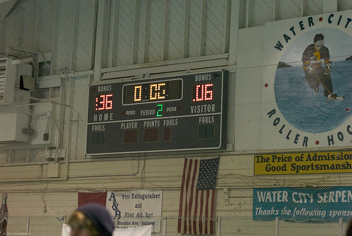 final score 136 to 106
