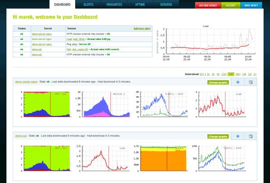 10-monitoring server