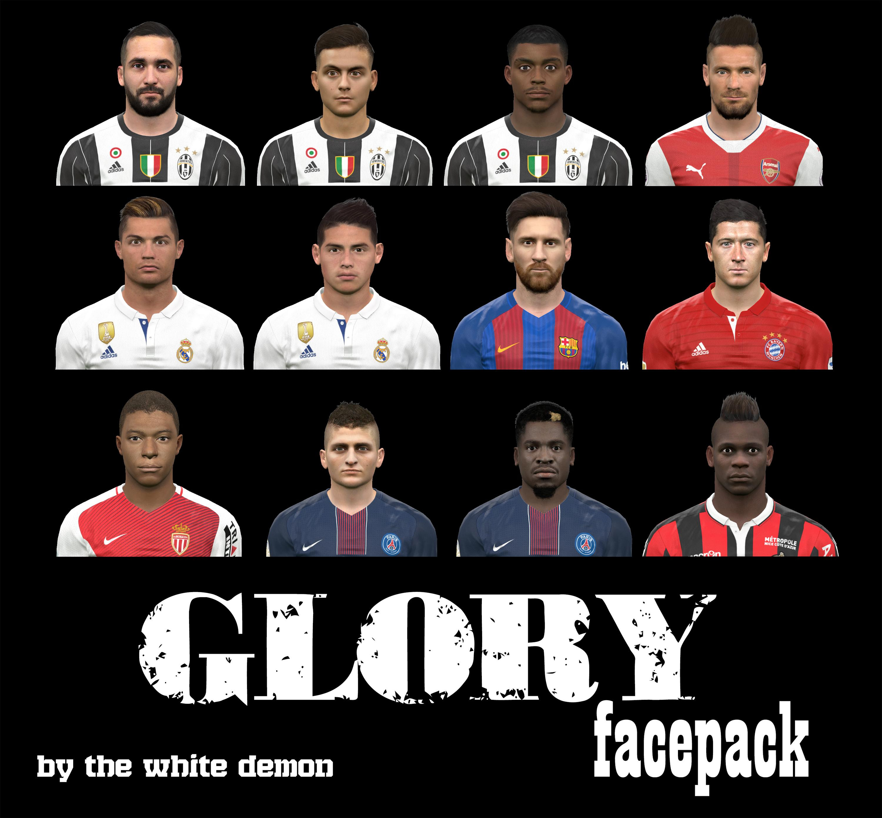 Glory Facepack By The White Demon!