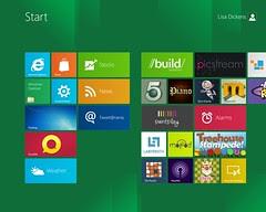 "Windows 8 ""Metro"" Interface"