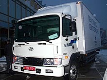 Тест-драйв рестайлингового Hyundai HD120: Корейский трудяга - Hyundai