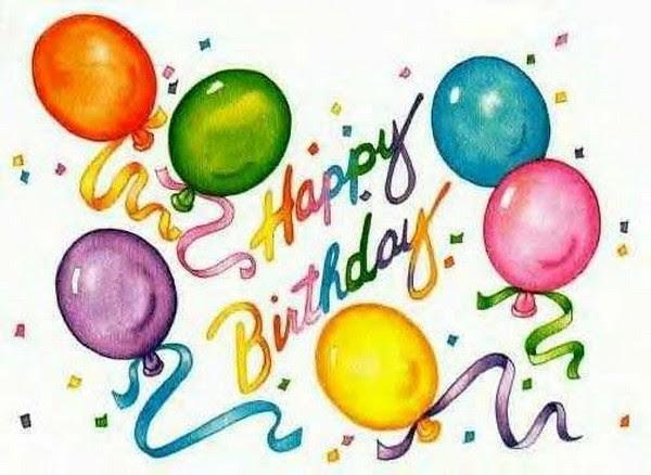 Dessin anniversaire couleur anniversaire - Dessins pour anniversaire ...