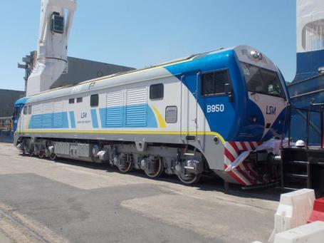Argentina | Llegan a Buenos Aires las 2 primeras locomotoras diesel fabricadas por CSR China | Noticias-Ferroviarias Español | Scoop.it