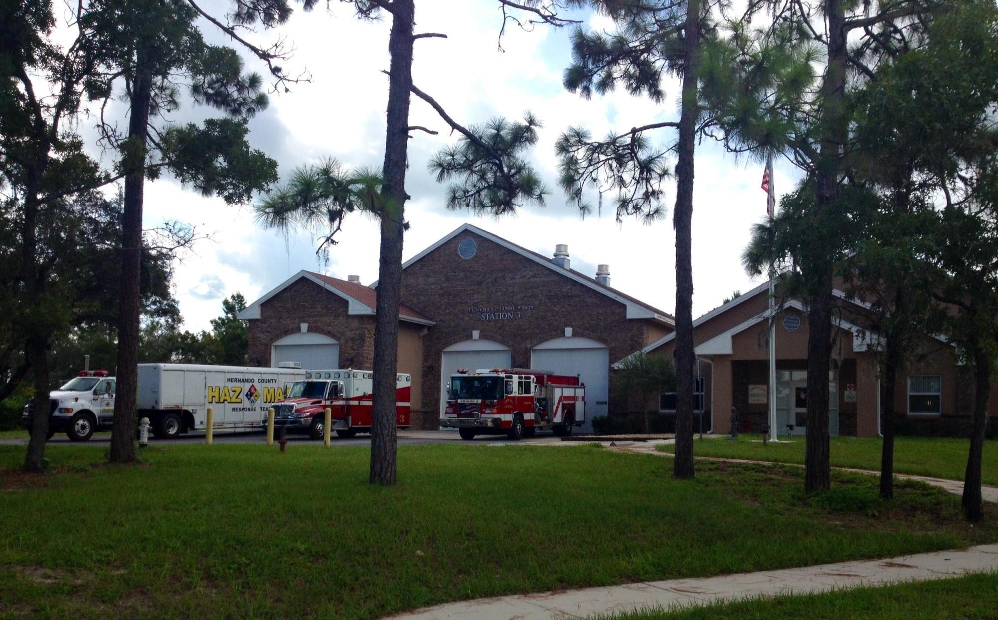 Fire Stations   Hernando County, FL