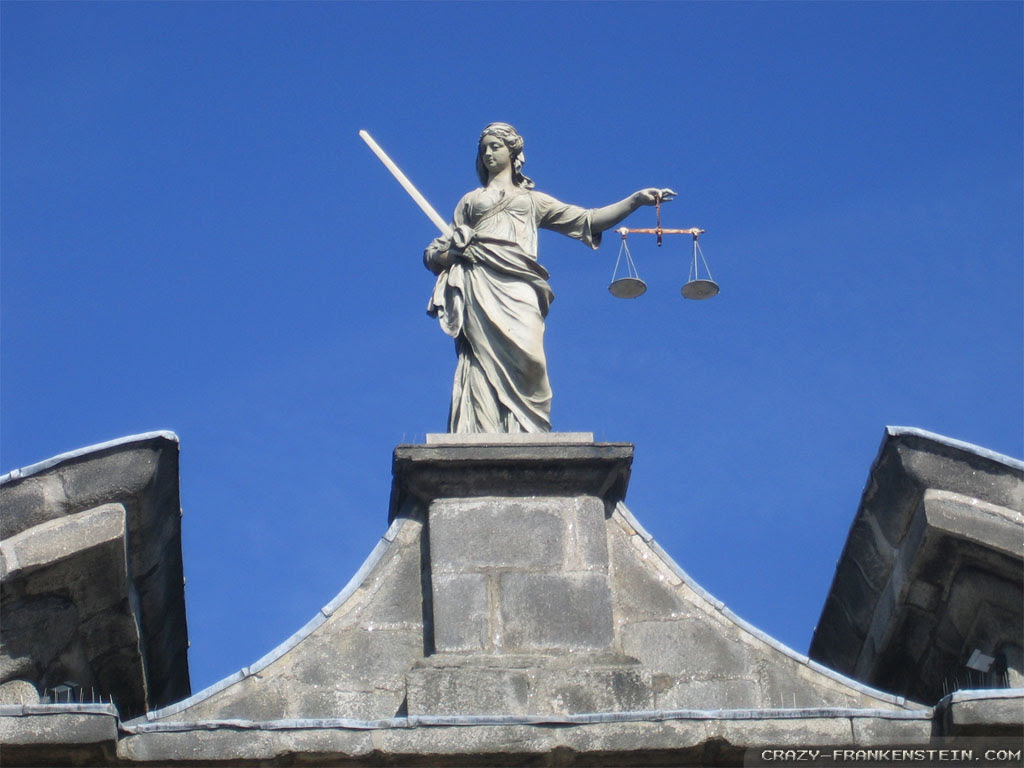 The Symbol Of Justice Its About Justice