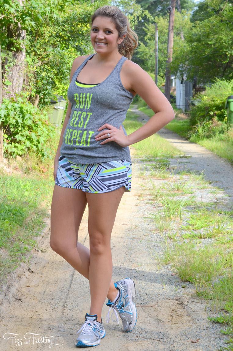 kickin' off running season lauren m