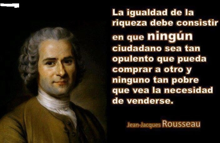 Rousseau Biografia Frases Pensamientos Y Mucho Mas