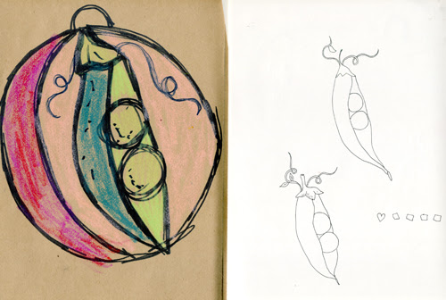 glass sketches