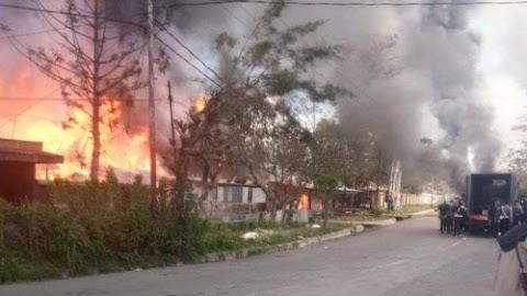 Minang Berduka, Kerusuhan wamena karena tiadanya kepercayaan kepada pemimpin