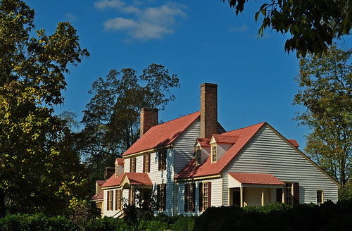 The St. George-Tucker House