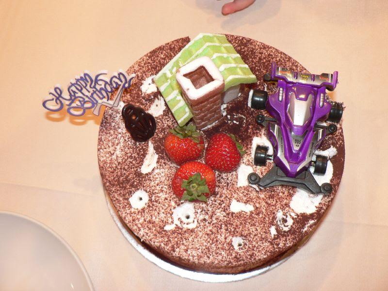 Ethan Birthday Cake - Prima