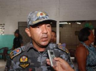 Ex-comandante da Polícia Militar, coronel Franklin Pacheco