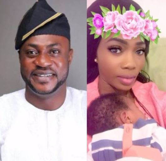 Odunlade Adekola is not the father of my child- actress Bukola Adeeyo cries out
