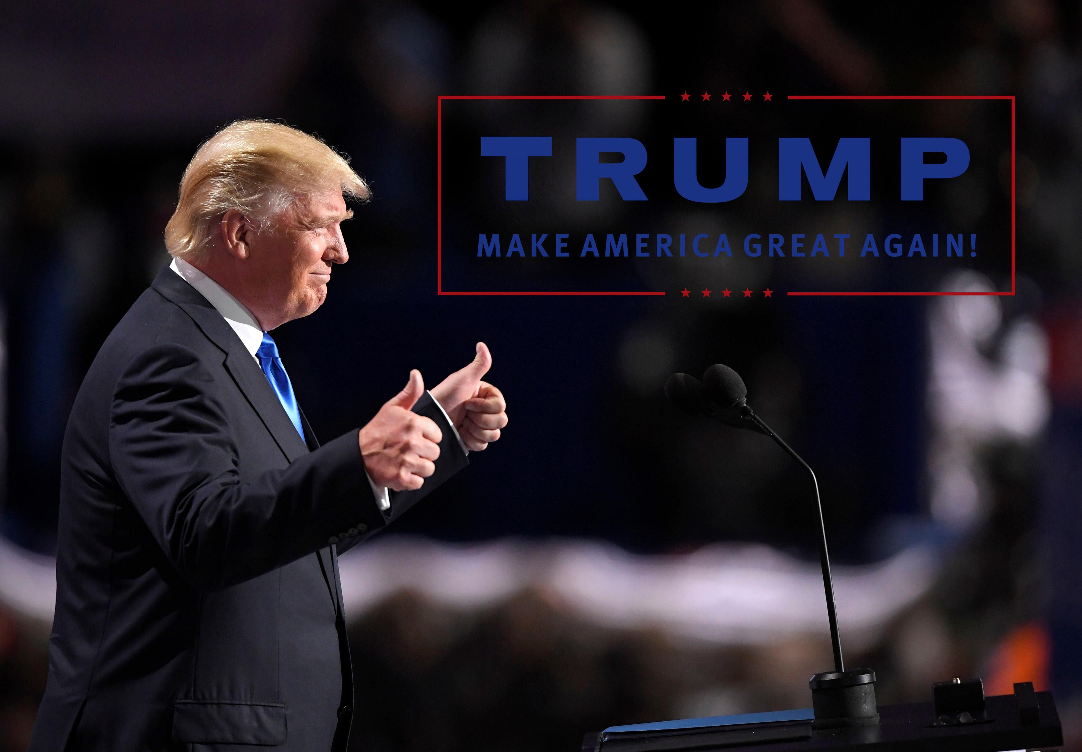 Donald Trump (Make America Great Again) - Donald Trump ...