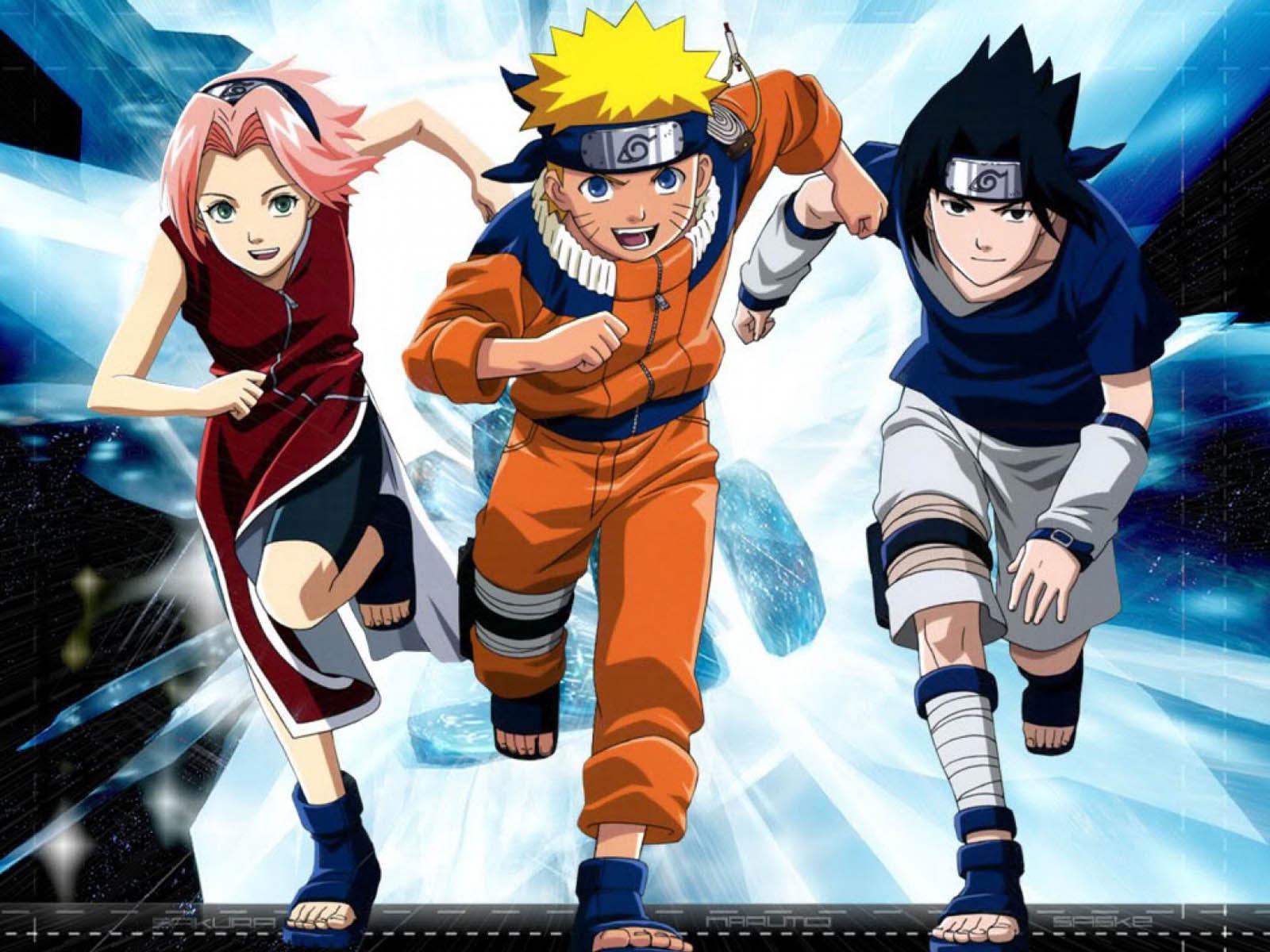 40 Koleksi Gambar Animasi Bergerak Kartun Naruto Terbaik