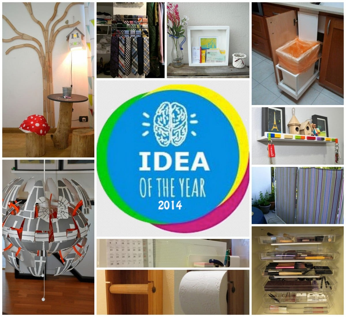 IKEA Idea of the Year 2015  vote for the best. - IKEA Hackers