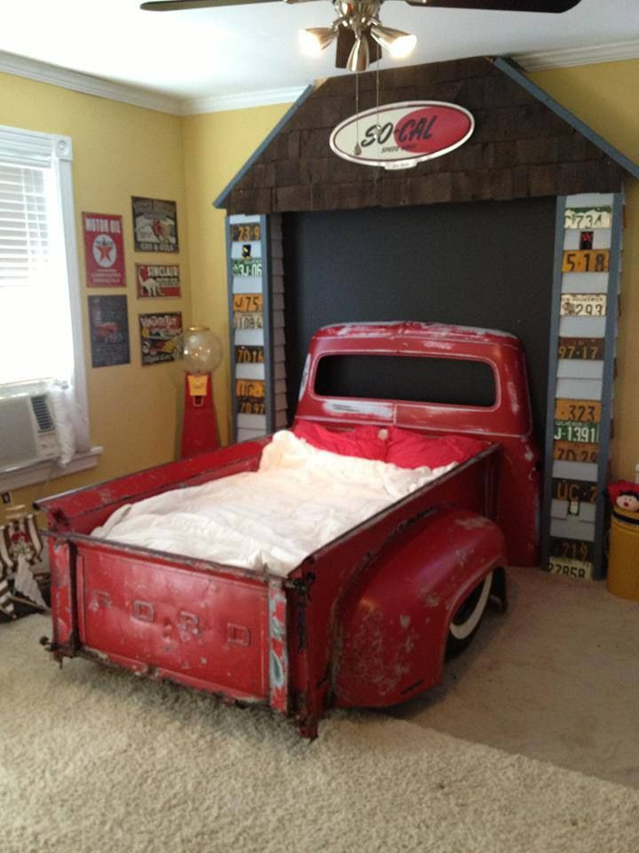 Awesome truck bed!