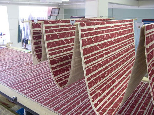 Drying our fabrics