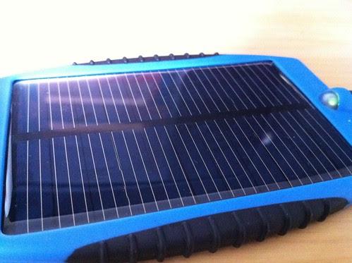 PowerMonkey Solar Panel