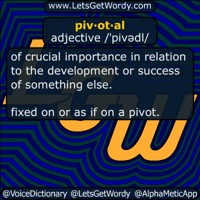 pivotal 11/12/2016 GFX Definition