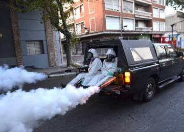 Uruguay registra su primer brote de dengue en 100 años