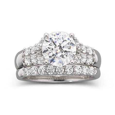 DiamonArt® Cubic Zirconia Engagement Ring   JCPenney