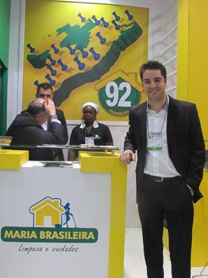 Loja da Maria Brasileira tinha sete meses e estava em teste quando a lei foi aprovada. (Foto: Simone Cunha/G1)