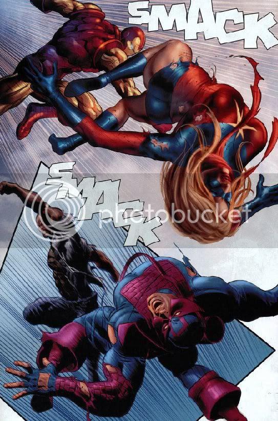 Vingadores Sombrios - The End