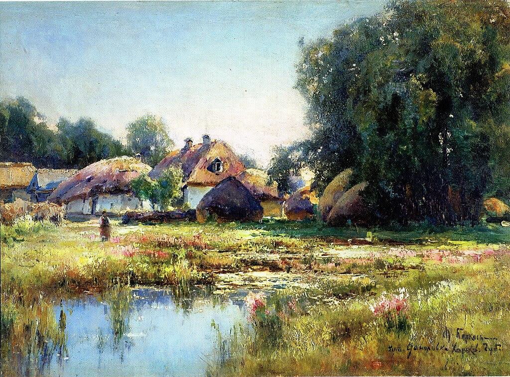 On the khutir. Mala Danylivka.jpg