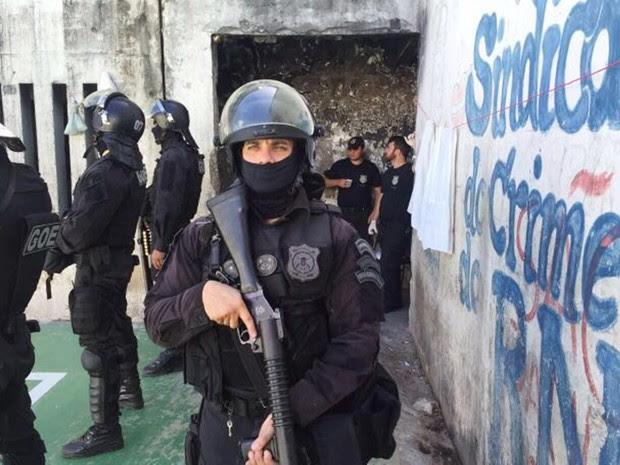 Objetivo do Setor de Inteligência da Sejuc é subsidiar a segurança pública do RN no combate ao crime organizado (Foto: Sejuc/Divulgação) (Foto: Sejuc/Divulgação)