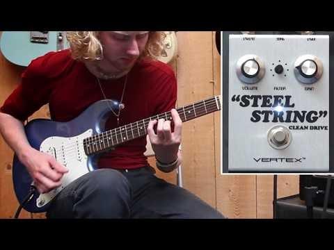 Guitar FX Layouts: Vertex Steel String