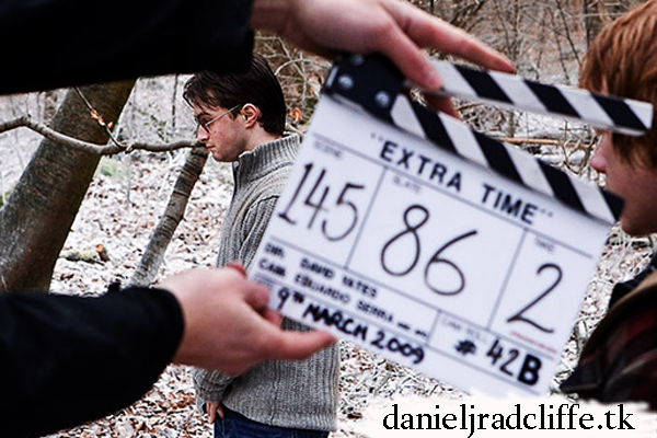 Harry Potter: 19 Exclusive behind the scenes photos