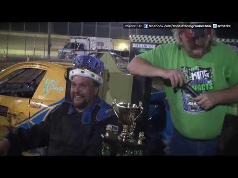 #KOC   Moler Raceway Park   9/12/14   King of Compacts   King Rooster V