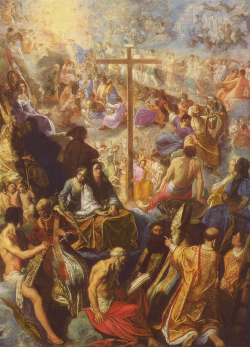 la vera cruz Adam Elsheimer