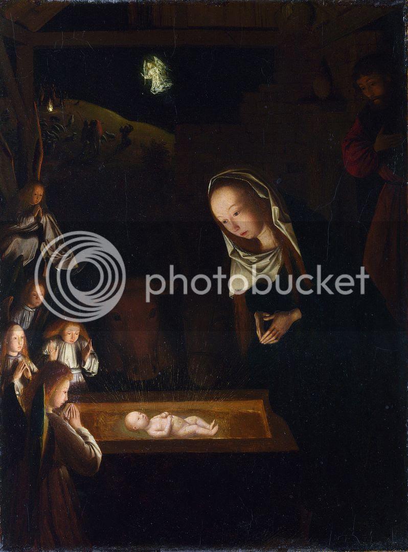 Geertgen tot Sint Jans, 'Nativity at Night'