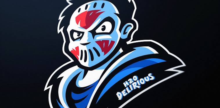 H20 Delirious Logo