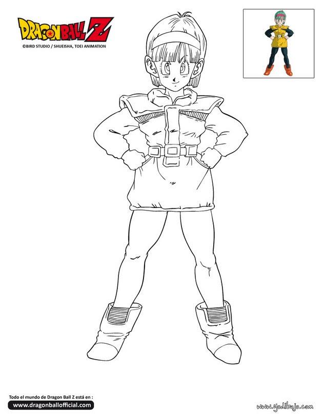 Dibujos Para Colorear Goku Eshellokidscom