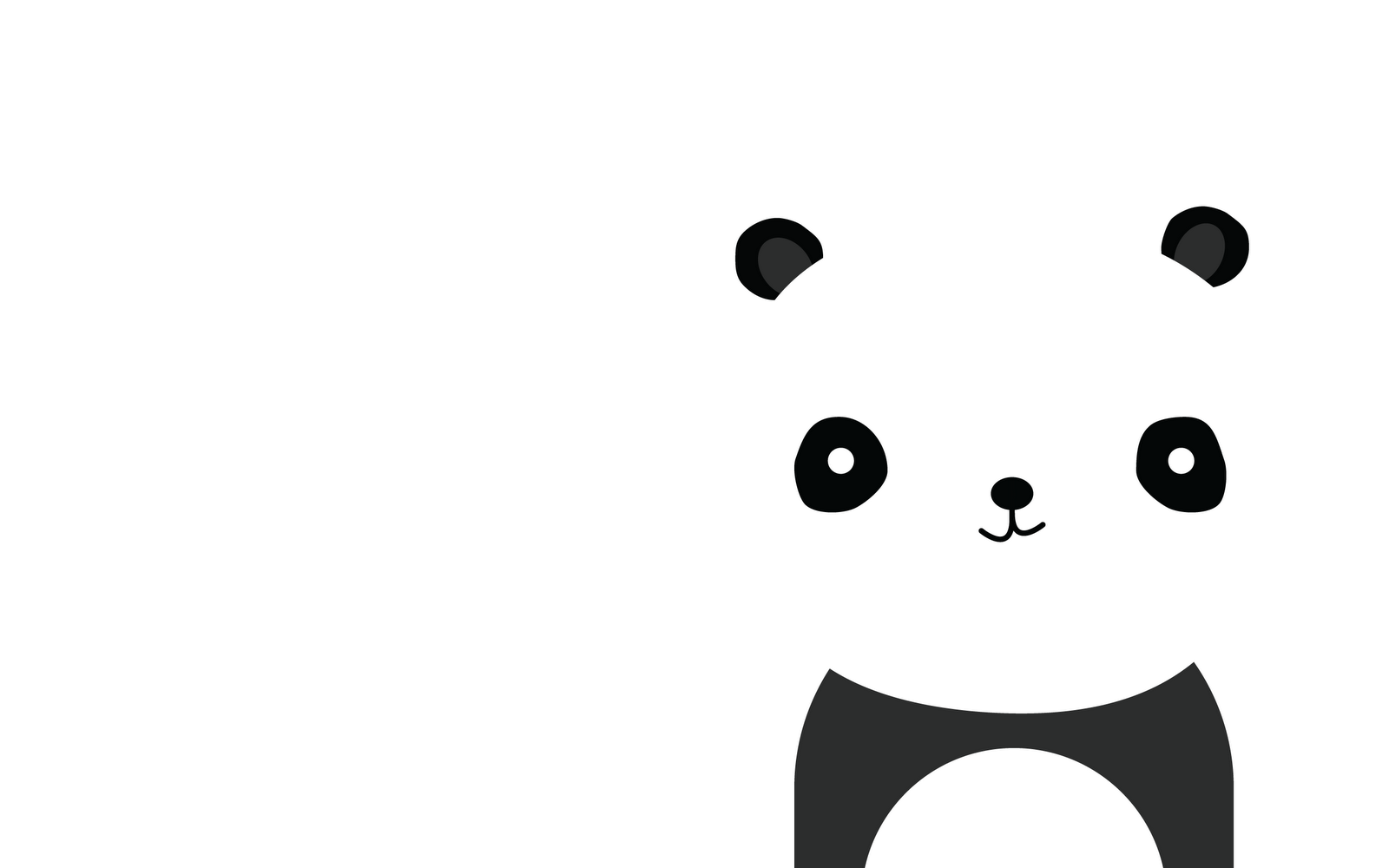 Cute Panda Laptop Background Tumblr