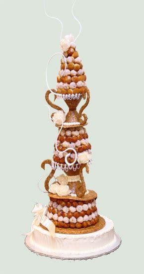 croquembouche   Rachel's Wedding Cake   Croque en bouche