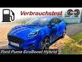 Ford Puma 1.0 EcoBoost Hybrid
